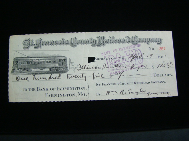 Vintage Checks
