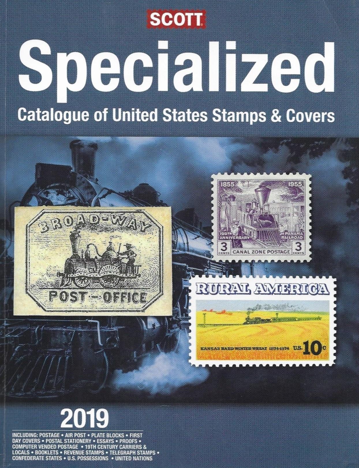 Scott U.S. Specialized Catalog