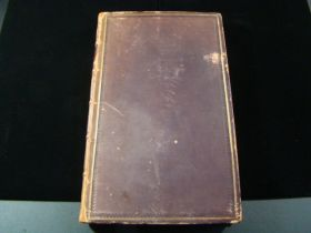 """1823 1st Edition Barry Cornwall """"Flood Of Thessaly, The Girl Of Provence, And Other Poems"""""""