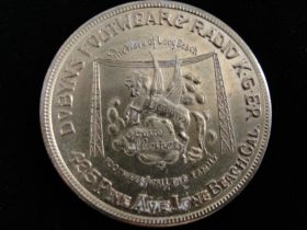 1928 Long Beach California Pacific Southwest Exposition Medal
