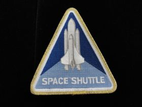1980's Space Shuttle Patch