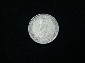 Australia 1934 Silver 3 Pence Fine+