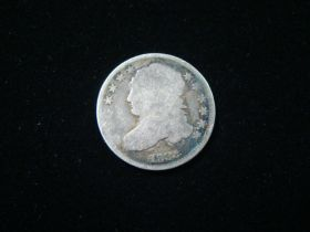 1832 Capped Bust Silver Dime About Good