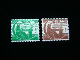 Ireland Scott #128-129 Complete Set