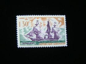 Gabon Scott #234