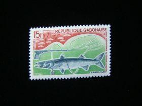 Gabon Scott #237