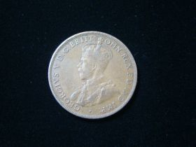 Australia 1918-I Penny Very Fine