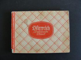 1938 Österreich Deutschlands Ostmark By Sidol-Bilderdienst Köln-Braunsfeld 53 Pages