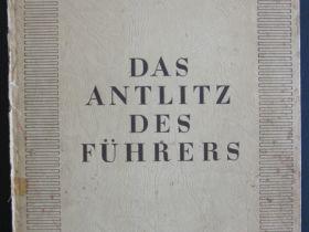 1939 Das Antlitz Des Führers By Heinrich Hoffman 36 Pages