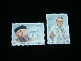 Finland Scott #644-645 Complete Set