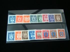 San Marino Scott #242-255 Short Set Mint Never Hinged