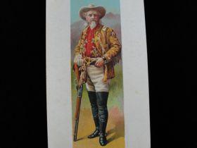 1901-07 Buffalo Bill Lithograph Postcard By Weiners Ltd London