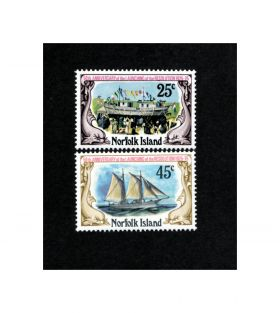 Norfolk Island Scott #192-193 Complete Set