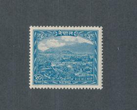Nepal Scott #56
