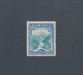 Jamaica Scott #107