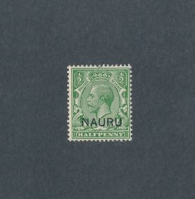 Nauru Scott #1