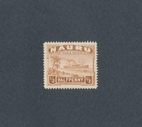 Nauru Scott #17b