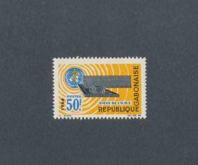 Gabon Scott #193