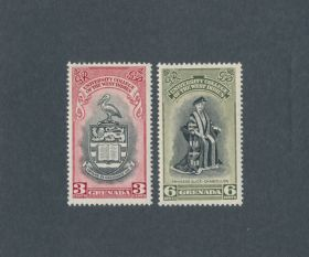 Grenada Scott #164-165 Complete Set