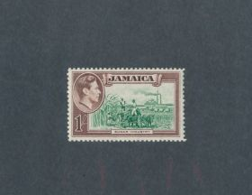 Jamaica Scott #125