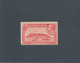 Gibraltar Scott #96a
