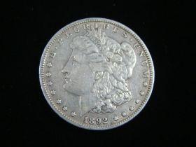 1892-O Morgan Silver Dollar XF 20510