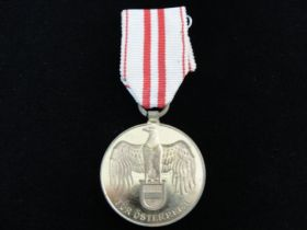 Austrian WW1 Service Commemorative Medal with Ribbon