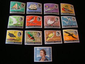 Pitcairn Islands Scott #39-51 Set Mint Never Hinged