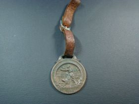 1915 San Francisco Panama-Pacific International Exposition Bronze Fob Medal