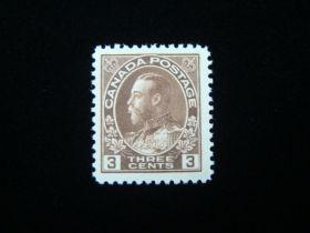 Canada Scott #108 Mint Never Hinged