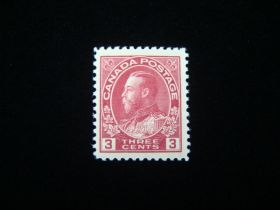 Canada Scott #109 Mint Never Hinged 01