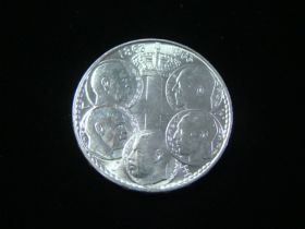Greece 1963 Silver 30 Drachmai Brilliant Uncirculated KM#86 11022