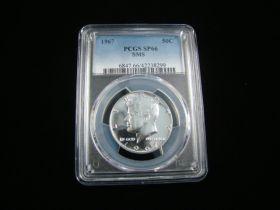 1967 Kennedy Half Dollar PCGS Graded SP66 SMS PCGS#42238299