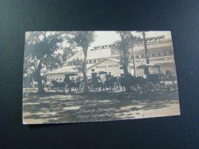 1907-1910 Moana Springs Reno Nevada Real Photo Postcard