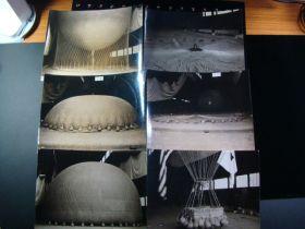 Fort Omaha Nebraska Balloon School Pre WW1 Photo Archive 25 Original Photos Rare
