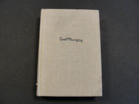 For Whom the Bell Tolls by Ernest Hemingway 1940 A First Edition First Printing