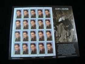 U.S. Scott #3329 Pane Of 20 Mint Never Hinged James Cagney