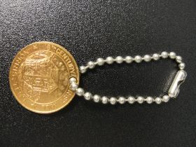 1943 Army Good Conduct Medal Set With Ribbon Bar, Lapel Button, Ribbons, and Box