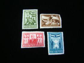 Hungary Scott #925-928 Set Mint Never Hinged