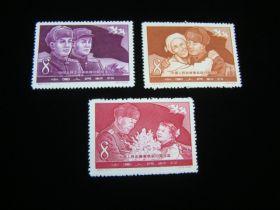 China P.R. Scott #382-384 Set Mint Never Hinged