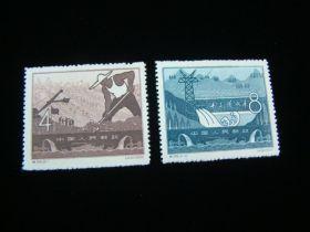 China P.R. Scott #377-378 Set Mint Never Hinged